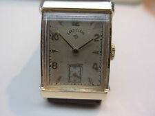 Lord Elgin watch Vintage 1940S Gold Filled Watch 21 Jewels Movement #626