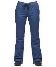 NWT Airblaster Womens Hot Fancy Pant Pants 10K M Medium Snowboard Navy ac487