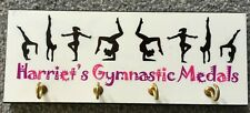 NEW GYMNASTIC HARRIETS GYMNASTIC MEDALS SIGNS
