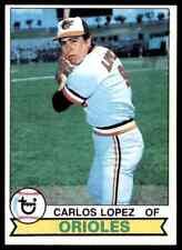 1979 Topps Set Break Mint Carlos Lopez #568