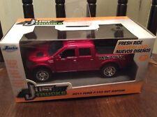 2011 Ford F-150 SVT Raptor Jada Just Trucks 1/32 Diecast