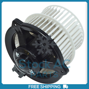 New A/C Blower Motor for Scion xA, xB 2004 to 2006 / Toyota Echo 2004 to 2005