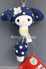 My Melody My melodake mushroom Plush keychain Original Sanrio Japan