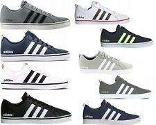 Adidas VS Pace Men`s Trainers 17 Colours Genuine Breathable Comfort Canvas UK