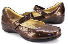 ARAVON by New Balance Patent Leather Comfort Mary Janes Women's US Shoe Size 8M