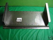"Jaguar XK 120 XK120 (MOST) 9"" SPARE WHEEL TRAY (#X34)"