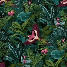 Portfolio XII Tropical Rainforest Wallpaper Green / Multi Rasch 214727