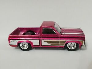 See Picture Hot Wheels Legend Tours 83 Chevy Silverado Loose As Pic Non Mint LT1