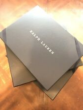Polo Ralph Lauren Navy Blue Gift Box 3 Big Box Gift Boxes