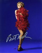 BETTE MIDLER REPRINT 8X10 AUTOGRAPHED SIGNED PHOTO PICTURE COLLECTIBLE RP