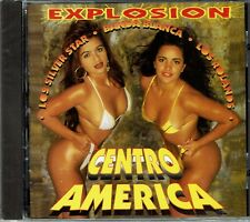 Explosion Centro America    BRAND  NEW SEALED  CD