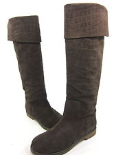 NARA SHOES, PANTHER BOOT, WOMEN, COCCO T.MORO, US 7.5M, LEATHER, NEW WITHOUT BOX