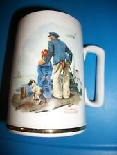 Norman Rockwell Coffee Cup/Mug Look at the Sea Pre-Owned