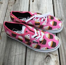 New Vans Womens Authentic Late Night Athletic Skate Shoes US 7 EU 37 UK 4.5