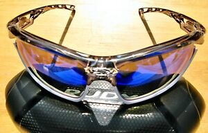 NOS  Sunglasses RUDY PROJECT FOTONYK  Ice Blue Polarized Lens & Case