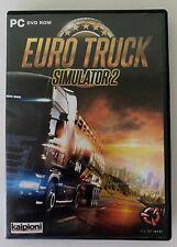 JUEGO PC EURO TRUCK  SIMULATOR 2 NUEVO ORIGINAL JUEGO FISICO