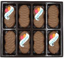 Philadelphia Candies Milk Chocolate Nutter Butter® Cookies, Happy Birthday Gift