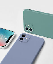 Unisex Case For iPhone 11 Pro Max X XS Max Silicone Protective Back Cover New