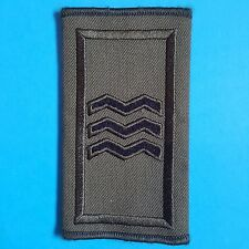 IRELAND Irish Defense Forces Original Balkan Theater Worn Officers Slider Rank