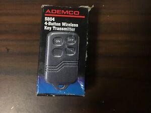 ADEMCO 5804 Keyfob 4 button Wireless Key Tranmitter Alarm