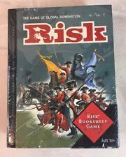 RISK Bookshelf Game Of Global Domination  Board Game 2006 New Sealed Hasbro