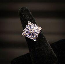 10K Gold Tanzanite Ring Size 7