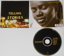 Tracy Chapman  Telling Stories   U.S. promo label cd Gold DJ Stamp
