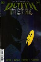 DARK NIGHTS: DEATH METAL #4 (Enhanced Foil Variant) COMIC BOOK ~ DC Comics