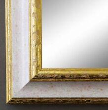 Miroirs blancs traditionnels muraux pour la décoration intérieure