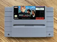 Home Alone 2: Lost In New York (SNES) *AUTHENTIC, TESTED*