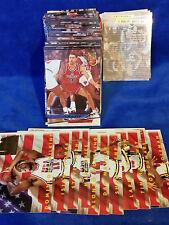 1993-94 Ultra Series 2 - #201-#375 Basketball set - NBA