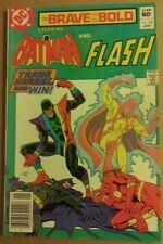 1) Brave & The Bold#194 Dc Comics 1983 Vg+ Batman Flash
