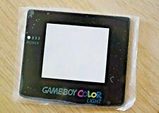 Nintendo Gameboy Color Light - glass lens - new - for GBC