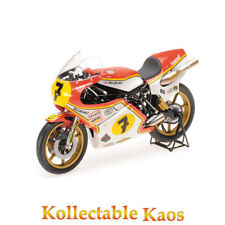 Minichamps 122770007 Barry Sheene World Champ GP 1977 Suzuki RG 500