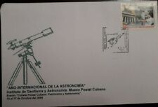 O) 2009 Postal Rocket Flight, Geophysics And Astronomy -Heritage And Astronomy -