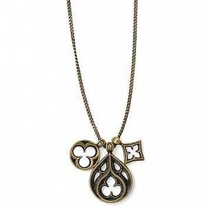 Brighton Ferrara lorenza petite brass necklace  NWT $58