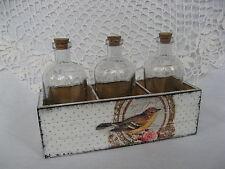 Handgefertigte Gewürzregale & -behälter