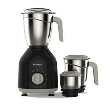 Brand New Philips 750W Black Mixer Grinder with 3 Jars, HL7756/00, 220 V