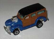 Hot Wheels '40 Ford Woodie blau Hi-Rackers