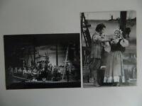 Foto Susan Fin de Schimert Ópera Zar Und zimmermann 1979