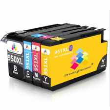 4 Ink Cartridge FITS For HP 950XL 951XL OfficeJet Pro 251dw 276dw NonOEM