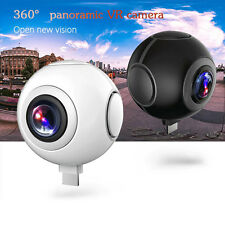 360° Degree Panoramic Fisheye VR Camera 1920x960 HD Dual Lens For Android Phone