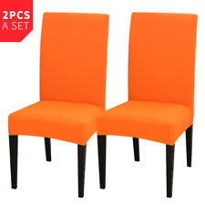 Stretch Dining Chair Covers Slipcovers Chair Removable Covers  Protective