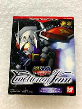 "SD Gundam Emotional Jam ""Good Condition"" Wonderswan Bandai Japan"