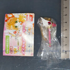 Official Cardcaptor Sakura metal die cast keychain Sealing Wand *UK SELLER*