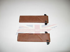 New Pair of Door Check Straps for MG Midget Austin Healey Sprite Autumn Leaf