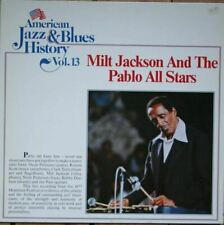 Milt Jackson And The Pablo All Stars LP (GER) : Milt Jackson