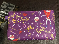 LOUNGEFLY DISNEY THE HUNCHBACK OF NOTRE DAME FESTIVAL OF FOOLS ID Holder Wallet