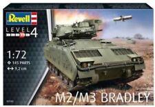 KIT REVELL 1:72 CARRO ARMATO M2/M3 BRADLEY ART. 03143