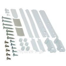 TECNIK INTEGRA véritable réfrigérateur congélateur Decor porte Slider Kit de fixations de glissière